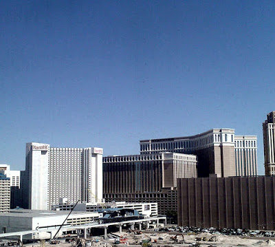 Vegas, baby!!…and home at last.