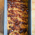 Thoughts on a meat-free pregnancy | recipe: Lentil Loaf