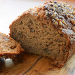 Better Banana Walnut Bread