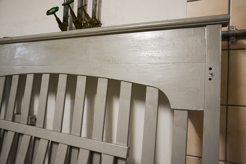 How To Paint A Baby Crib With Annie Sloan Chalk