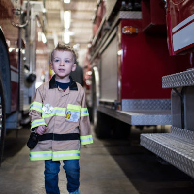 Firefighter Owen | {video}